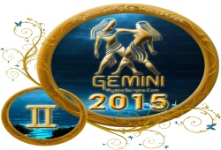 Gemini Horoscope 2015