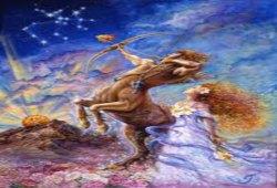 Sagittarius Love Horoscope Today