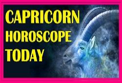 Capricorn Horoscope Today