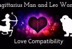 Sagittarius And Leo