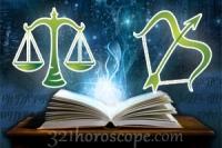 Sagittarius And Libra
