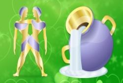 Aquarius Man Gemini Woman