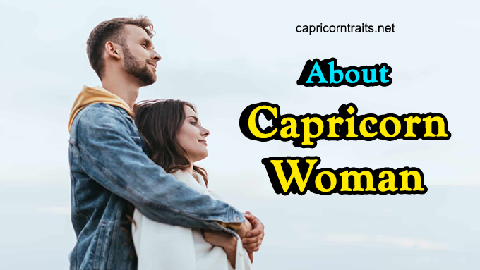 About Capricorn Woman